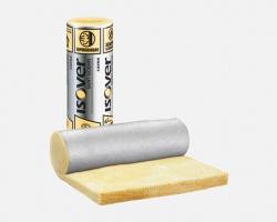Тепло-и звукоизоляция ISOVER Сауна (фольга) 50 х 1200 х 12500 15 м2/ 0,75м3 уп/1шт пал/30 уп 11пл